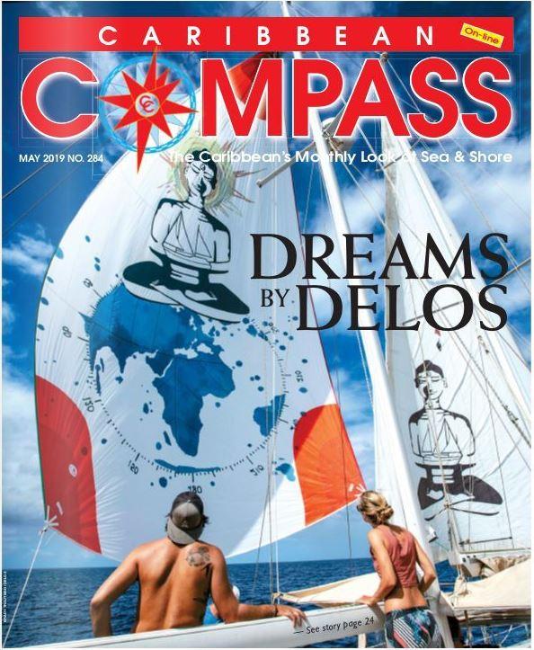 SV Delos Magazine Cover