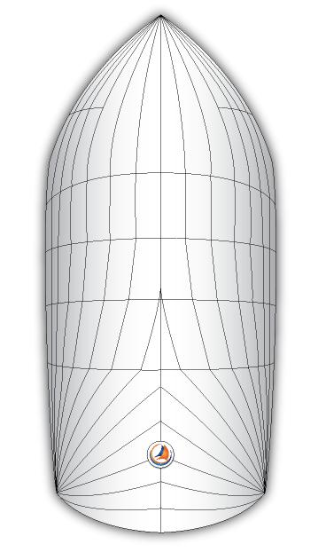 S3 Symmetrical Spinnaker