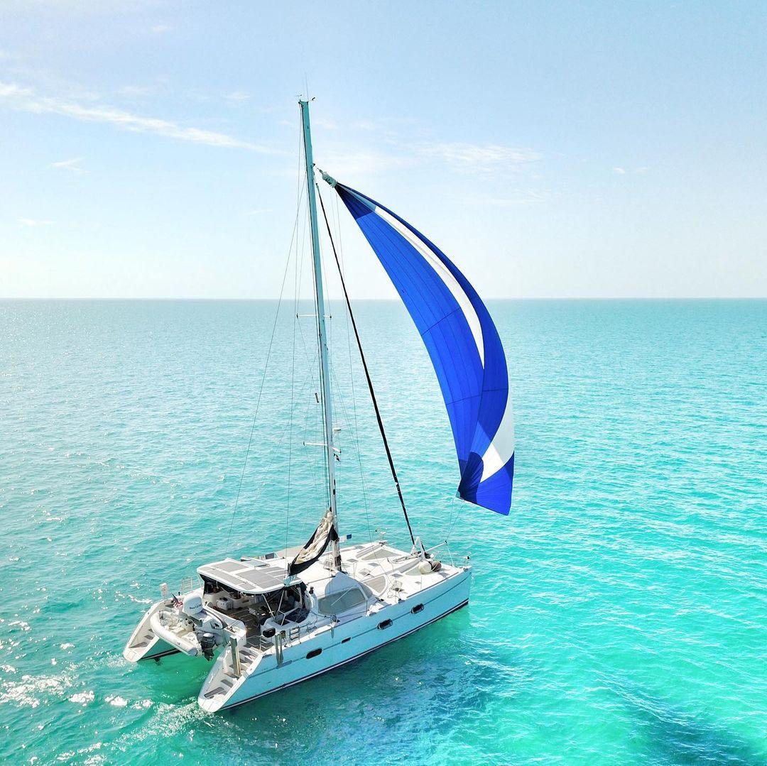 sailing zatara spinnaker