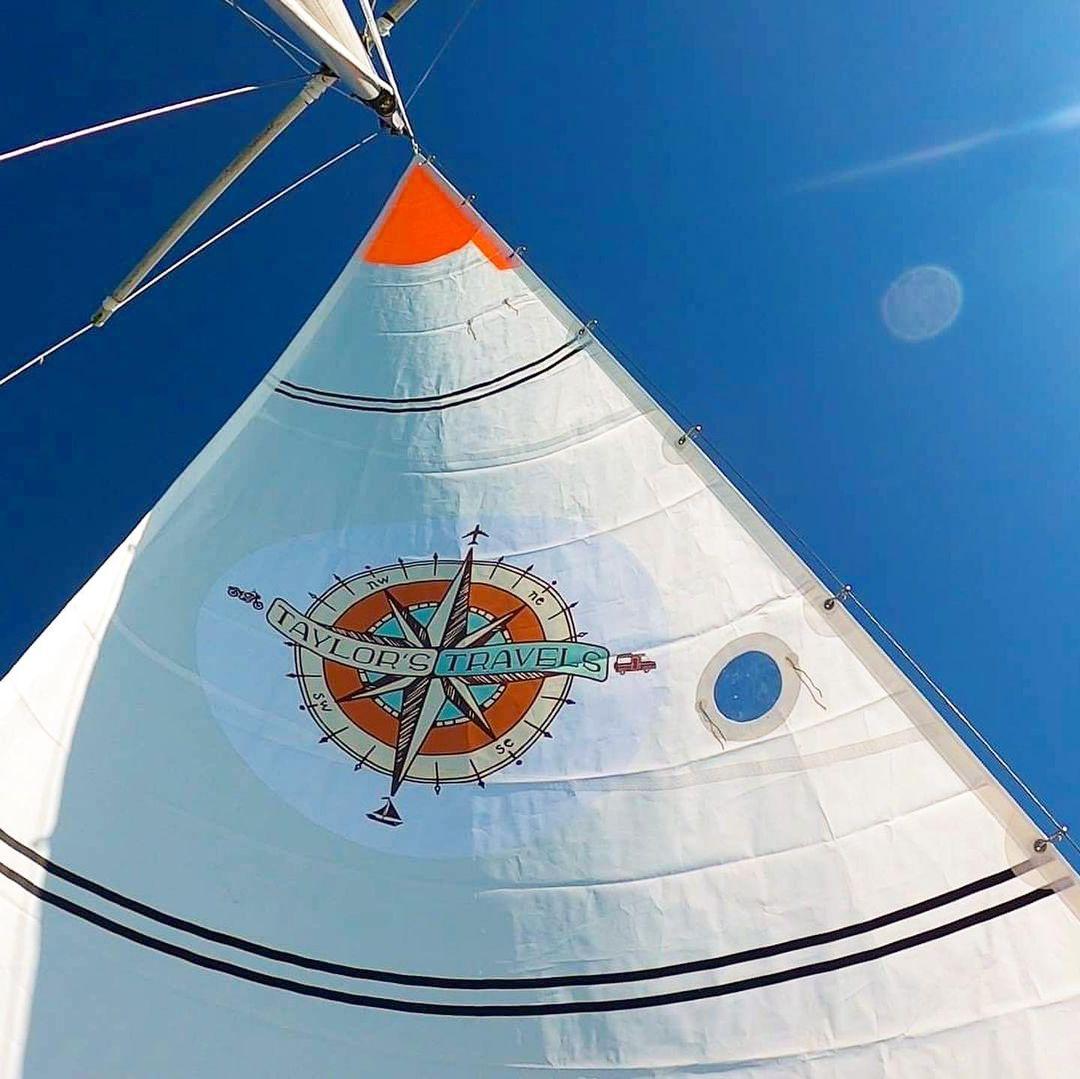 Replacement Tanzer 26 Sail