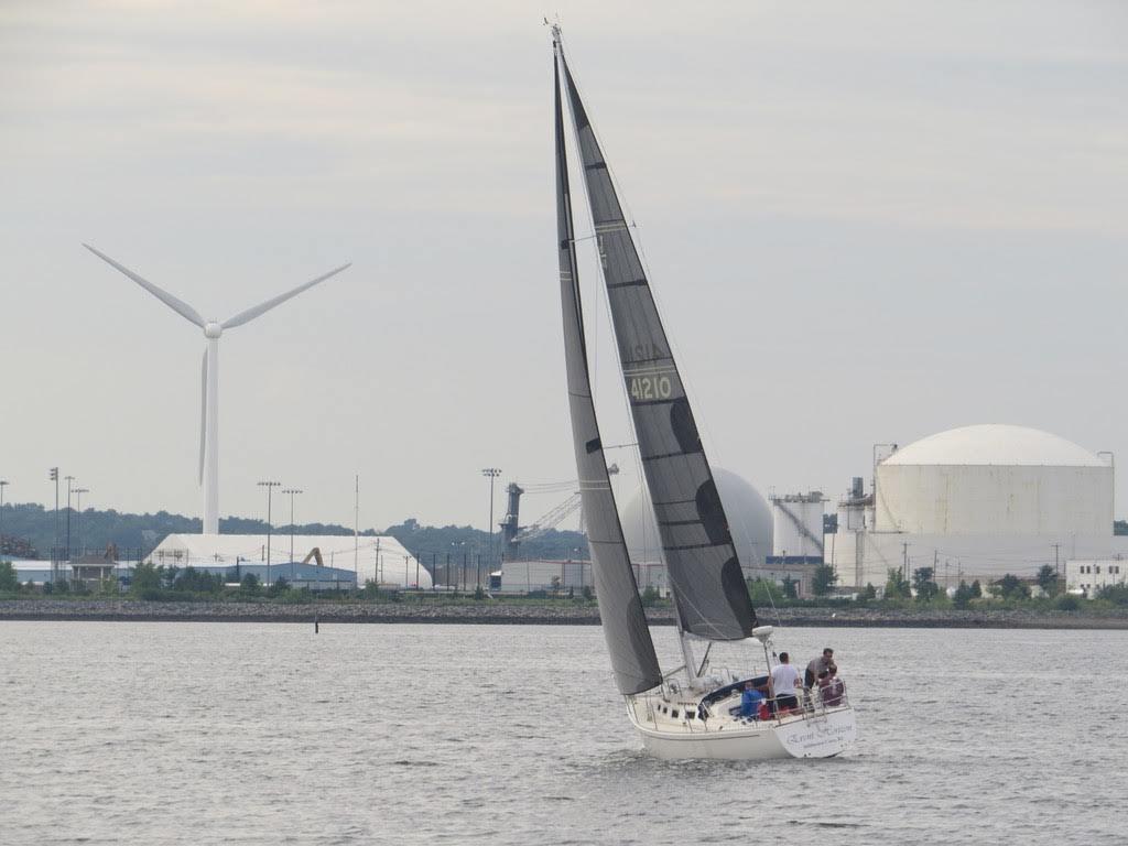 Precision Sails Mainsail