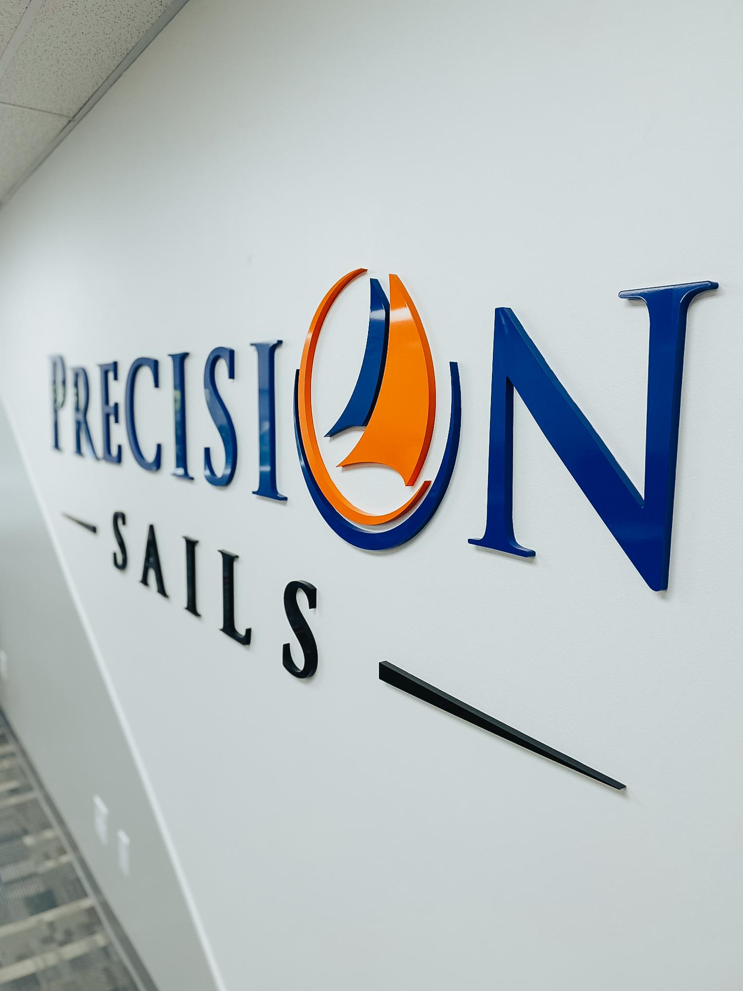 Precision Sails Design Loft