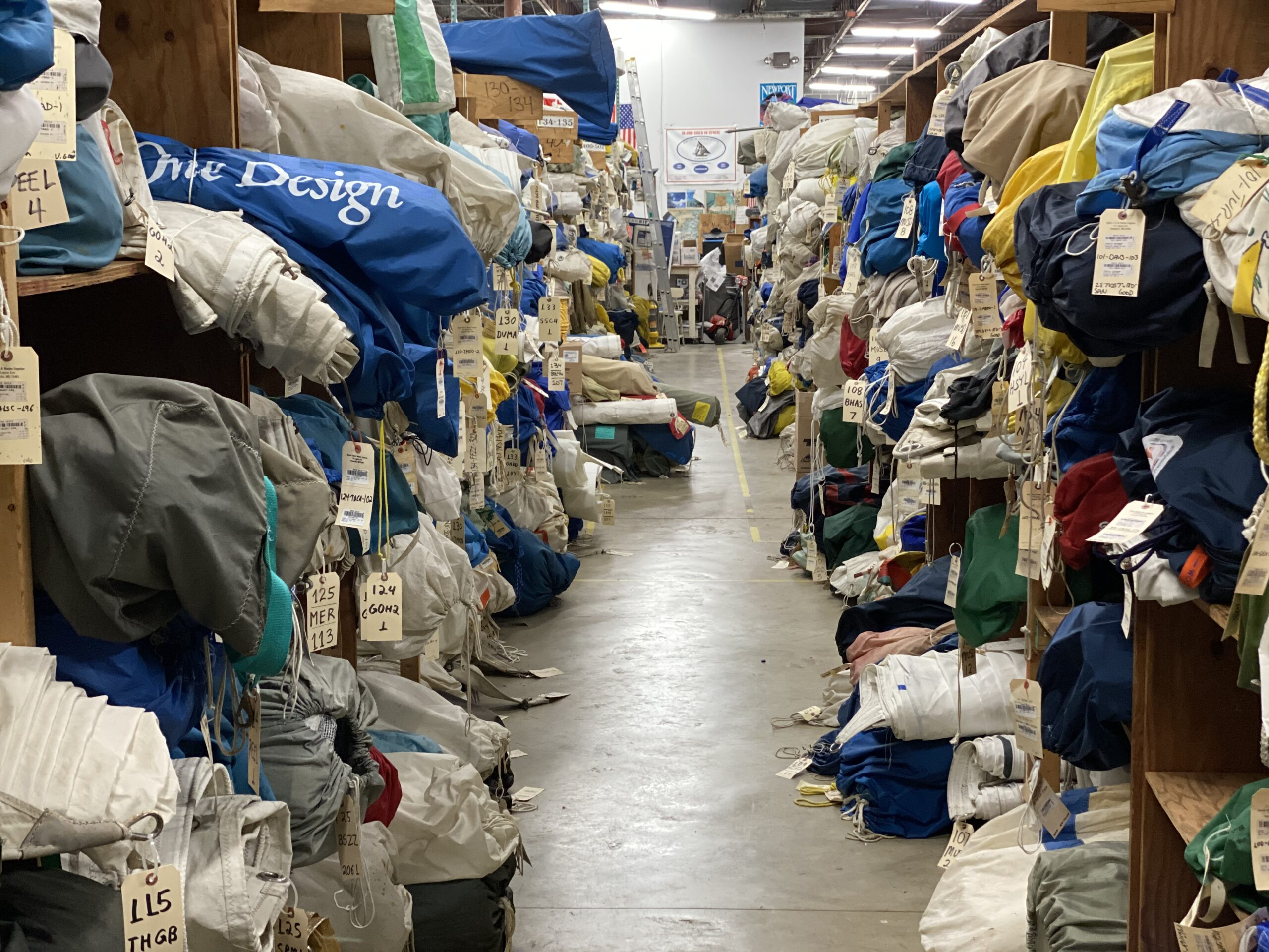 Used Mainsails and Headsails for sale