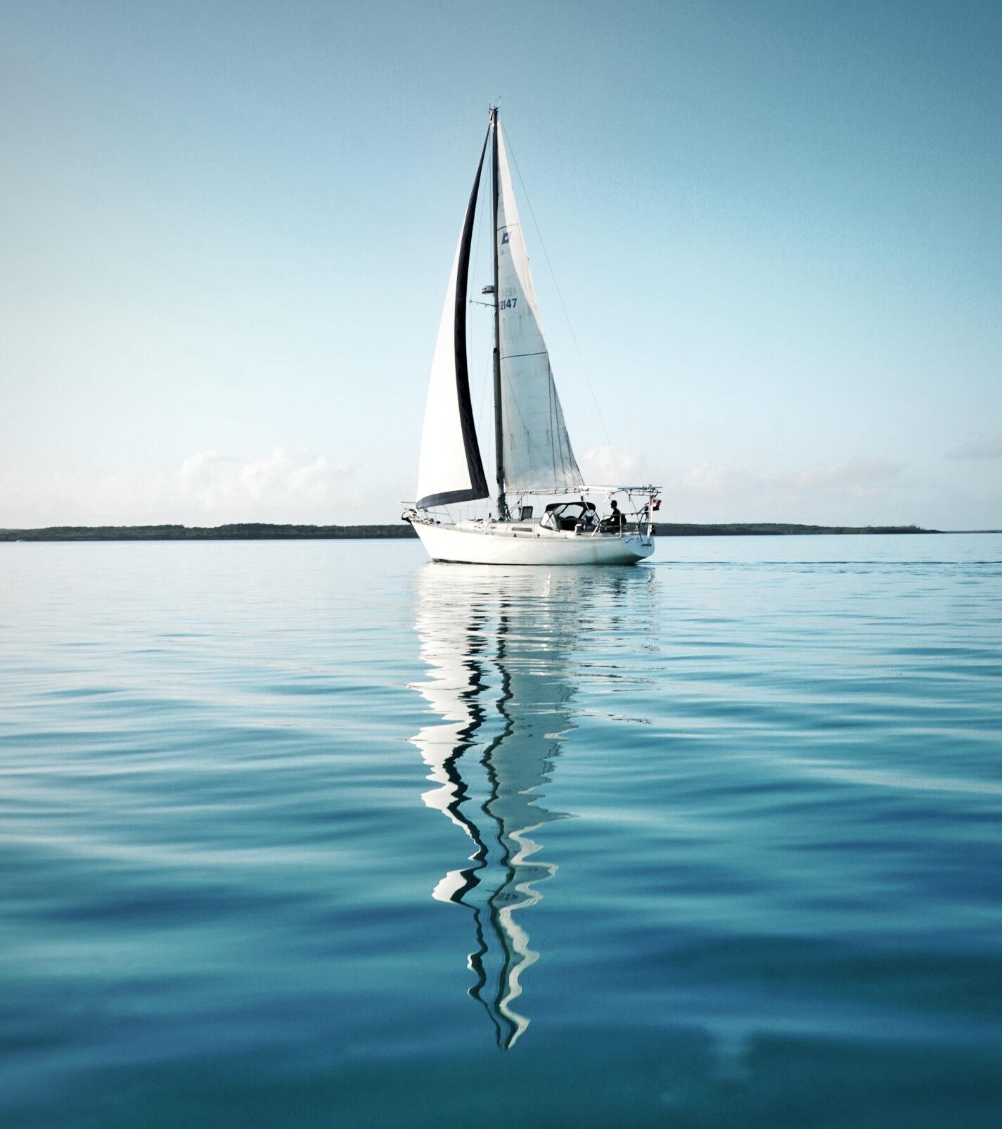 Sailing Uma Featuring Precision Sails
