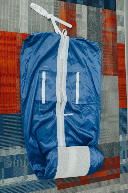 genoa bag folded up