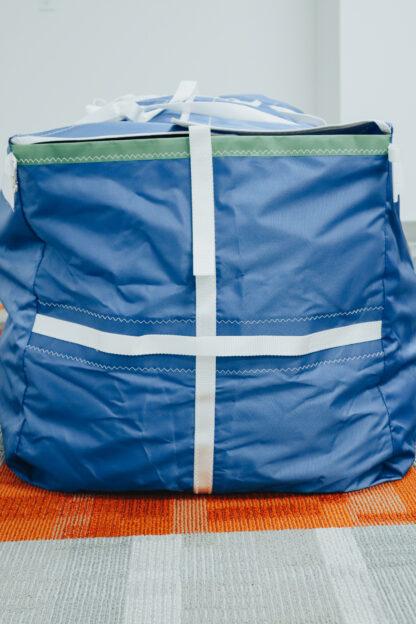 Side of Spinnaker Turtle bag
